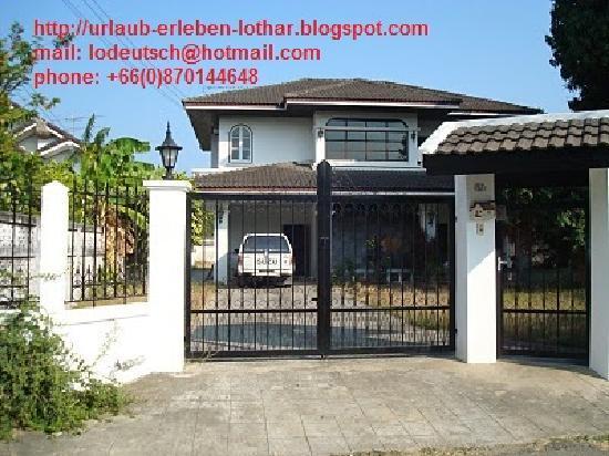 Lothars Prachuapkhirikhan Guest House: Das Guest House