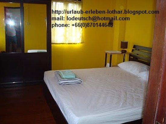 Lothars Prachuapkhirikhan Guest House: Gaestezimmer