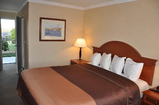 Best Western Airpark Hotel: one single room-1