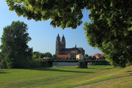 Magdebourg, Allemagne : Magdeburger Dom