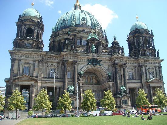 andel's by Vienna House Berlin: la cathédrale