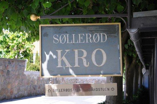 Søllerød Kro: Kro