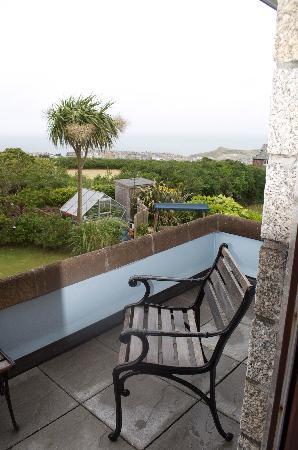Sea Breeze Bed & Breakfast: View from the Ocean Room