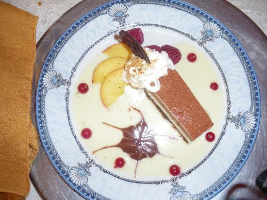 Château de Labessiere: 3 Chocolats