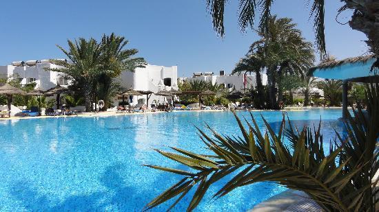 Fiesta Beach Club Djerba : Poolanlage