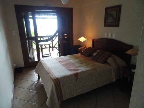 Pousada Naturalia : Our bedroom