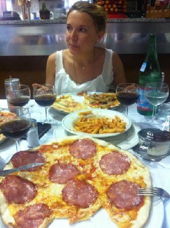 Menaggio, Italia: food