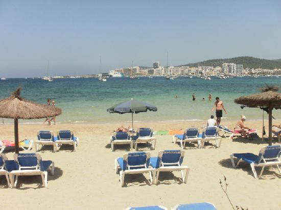 azuLine Hotel Bergantin: Beach :)