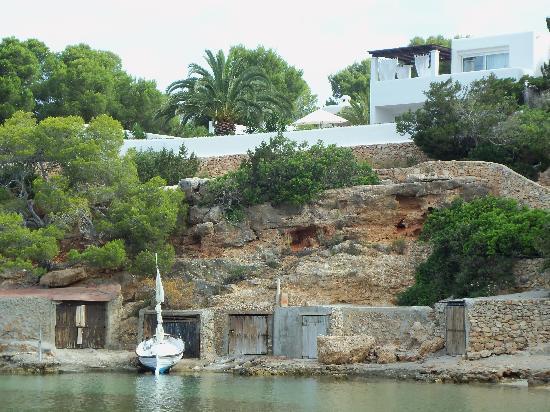 Fiesta Hotel Tanit: fabulous cala gracio beach