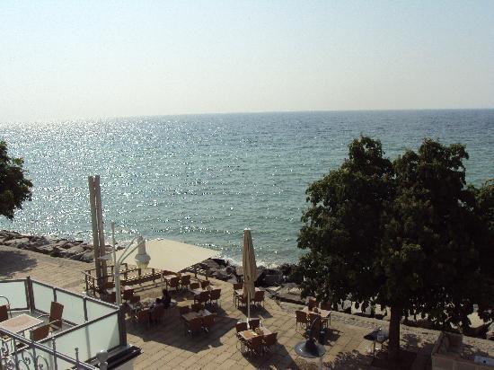 Strandhotel Sassnitz: Direkt am Meer