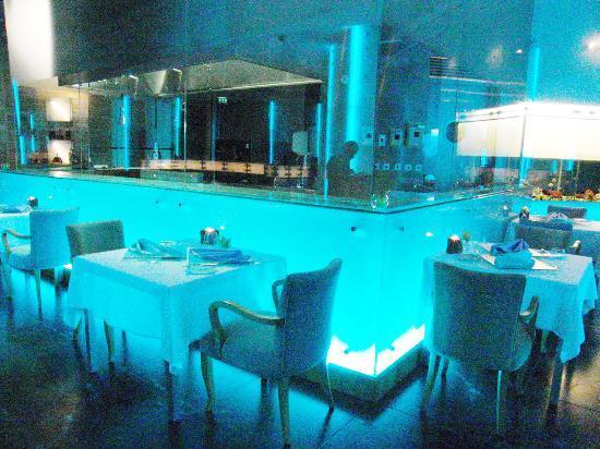Sayad Restaurant : Restaurant innen