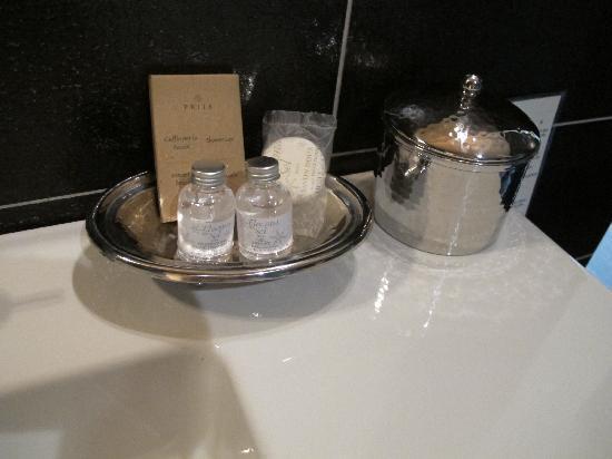 Relais & Chateaux Flocons de Sel : Produits...