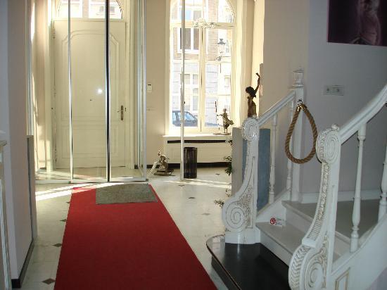 L'entrée de la Galleria