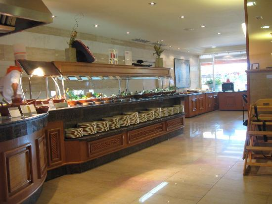 Viva Palmanova & Spa: buffet