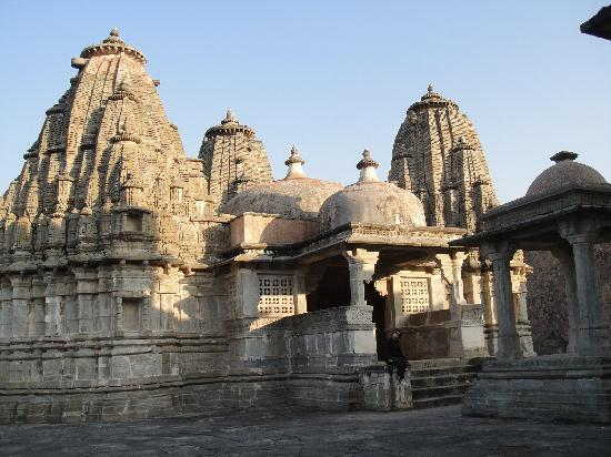 Rajsamand, India: More temples