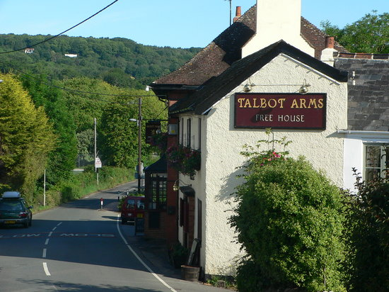 Talbot Arms : The Hotel