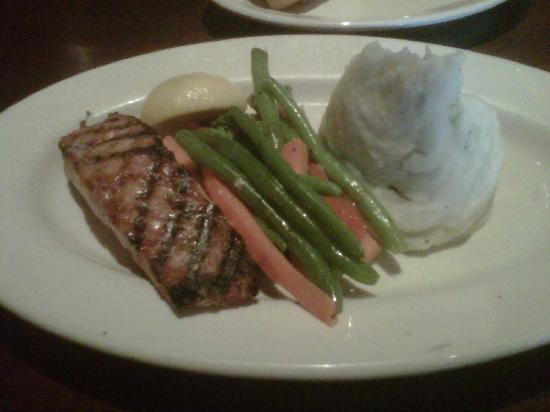 Columbus Fish Market--Grandview : Entree