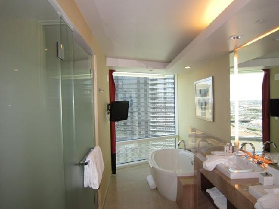Bathroom Picture Of Aria Resort Casino Las Vegas Tripadvisor