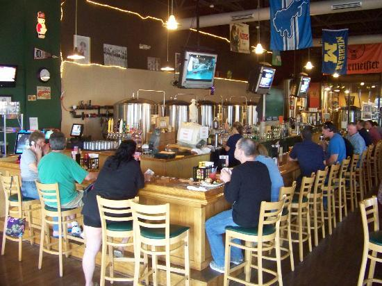 Fort Street Brewery: The Bar