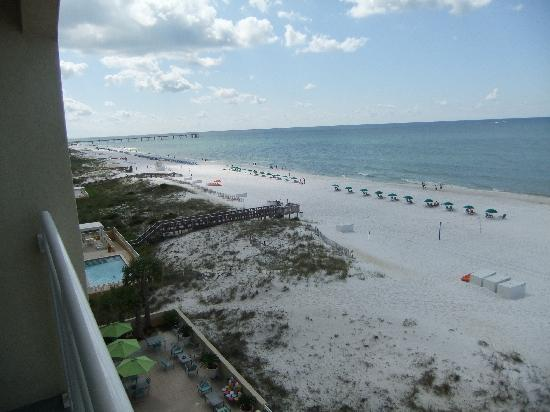 Best Western Ft Walton Beachfront Beautiful Beach View At Fwb