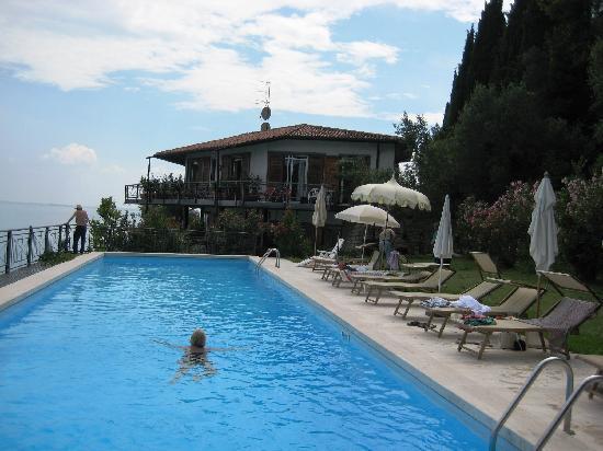 Villa Cappellina: Pool