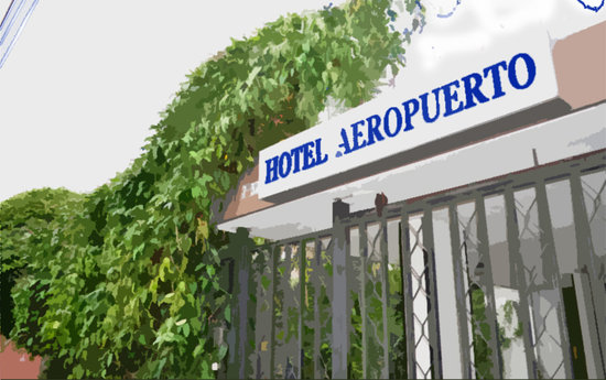 Hotel Aeropuerto Guest House
