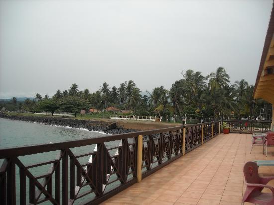 Hotel O Bigodes: view
