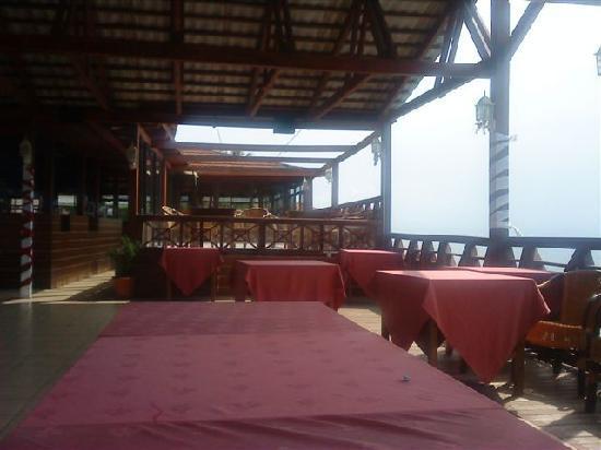 Hotel O Bigodes: the restaurant