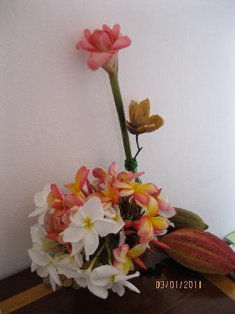 Hotel O Bigodes: flower