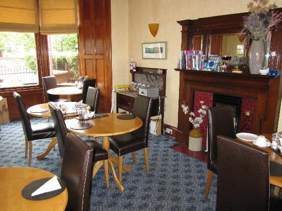Canadale Guest House: The breakfast room