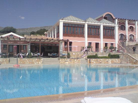 Regina Dell Acqua Resort: View of the hotel