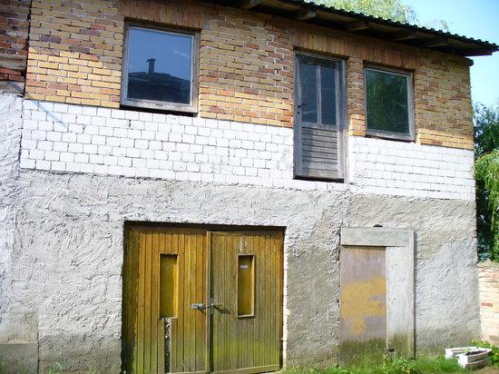 Pension & Gasthof Storchennest: Blick aus dem Fenster