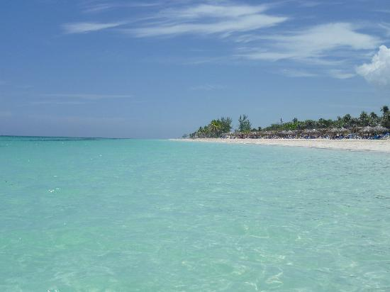 Melia Cayo Coco: Gorgeous calm water