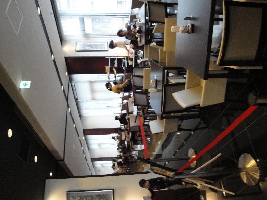 Dormy Inn Kumamoto: 用餐區