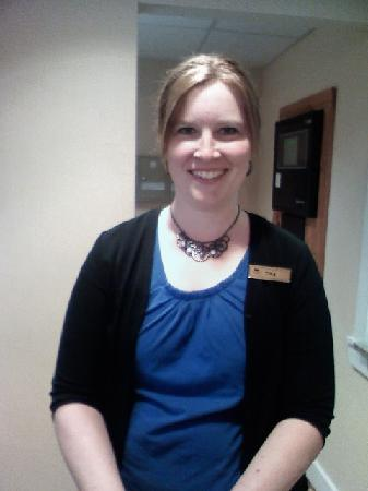 Homewood Suites by Hilton Chattanooga/Hamilton Place: TINA SKIPPER GUEST SERVICE MANAGER