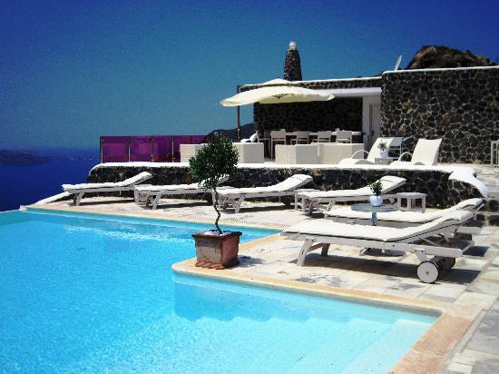 Csky Hotel: Infinity Pool
