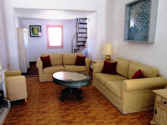 Csky Hotel: Living Room