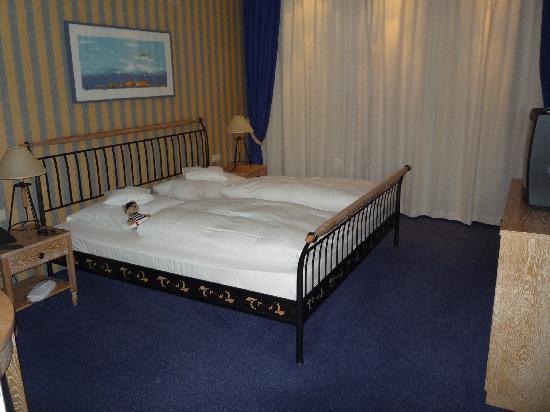 Dorint Strandhotel Binz/Rügen: Schlafzimmer