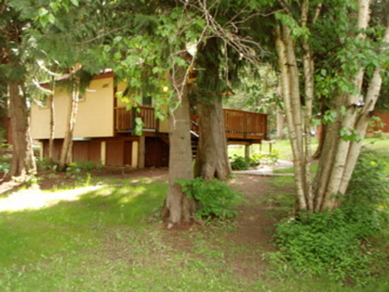 Karibu Park Cottages & Campground: Cottage