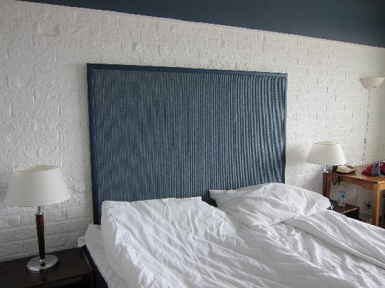 Seurahovi Hotel : The bed