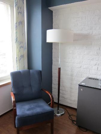 Seurahovi Hotel : An empty minibar