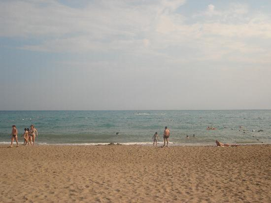 Belek Beach Resort Hotel: Beach