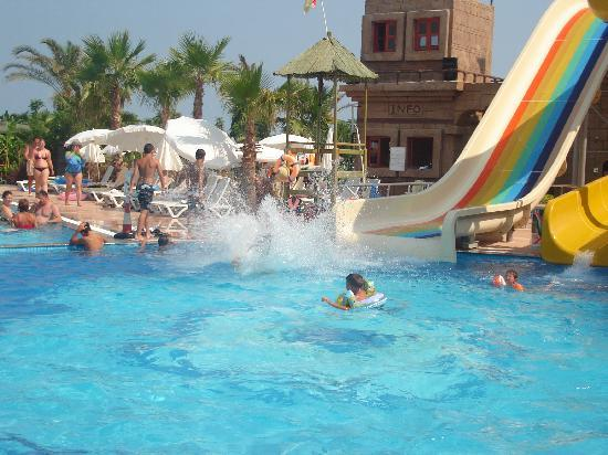 Belek Beach Resort Hotel: Pool