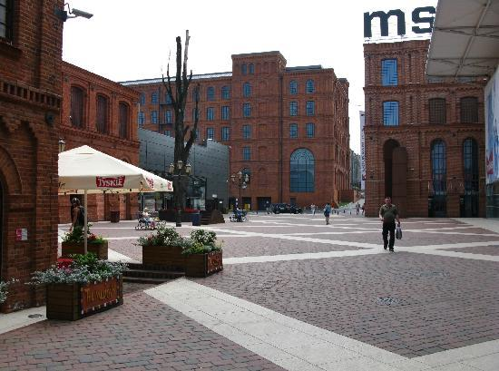 Lodz, Poland: Ms 2 et ....