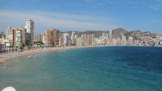 Mont Park: LOOKING BACK AT LEVANTE BEACH
