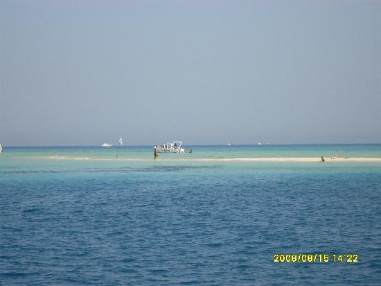 Steigenberger ALDAU Beach Hotel: On a boat trip
