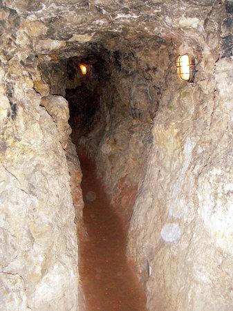 Burgos, Spania: túneles