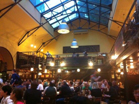 Kulatak Pilsner Urquell Original Restaurant: Feels like a beer hall