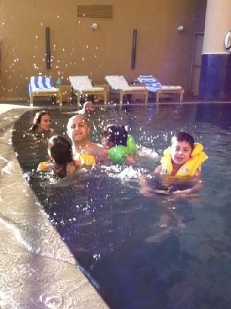 DoubleTree by Hilton Hotel Aqaba: nice pool