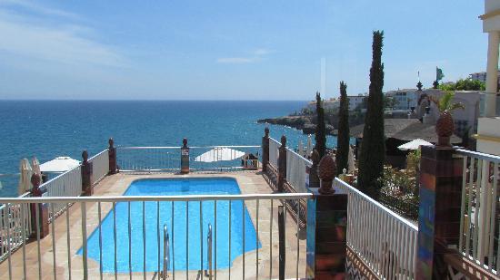Hotel Balcon de Europa: The hotel pool